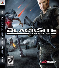 Blacksite: Area 51 Box Shot