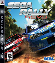 Sega Rally Revo Box Shot