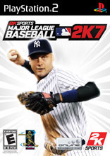 Major League Baseball 2K7 Box Shot