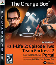 The Orange Box Box Shot