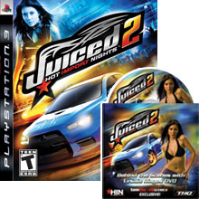 Juiced 2: Hot Import Nights Box Shot
