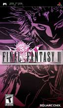 Final Fantasy II: Anniversary Edition Box Shot