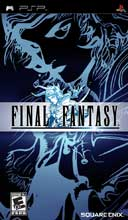 Final Fantasy I: Anniversary Edition Box Shot