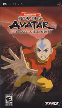 Avatar: The Last Airbender Box Shot