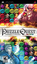 Puzzle Quest: Challenge of the Warlords Box Shot