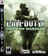 Call of Duty 4: Modern Warfare Box Shot
