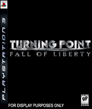 Turning Point: Fall of Liberty Box Shot