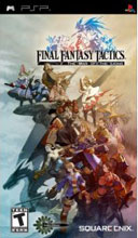 Final Fantasy Tactics: The War of the Lions Box Shot