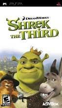 Shrek the 3rd Box Shot
