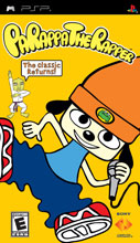 PaRappa the Rapper Box Shot