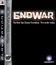 Tom Clancy's EndWar Box Shot