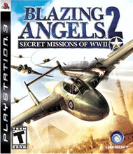 Blazing Angels II: Secret Missions of WWII Box Shot