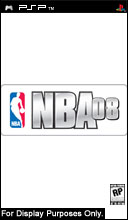 NBA 08 Box Shot