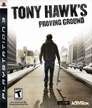 Tony Hawk's Proving Ground Box Shot