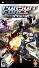 Pursuit Force: Extreme Justice Box Shot
