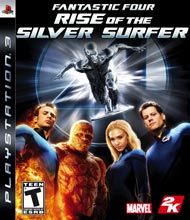 F4: Rise of the Silver Surfer Box Shot