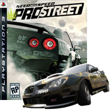 Need for Speed ProStreet Box Shot
