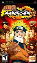 Naruto: Ultimate Ninja Heroes Box Shot