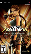 Tomb Raider: Anniversary Box Shot