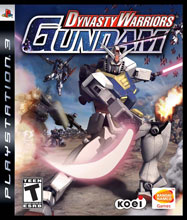 Dynasty Warriors: Gundam Box Shot