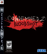 Condemned 2: Bloodshot Box Shot