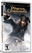 Pirates of the Caribbean: At World's End Box Shot