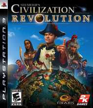 Civilization Revolution Box Shot