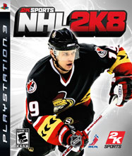 NHL 2K8 Box Shot