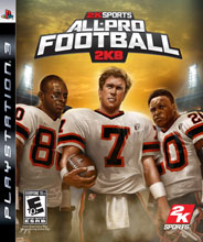 All-Pro Football 2K8 Box Shot
