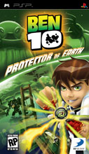 Ben 10: Protector of Earth Box Shot
