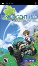 Innocent Life: A Futuristic Harvest Moon Box Shot