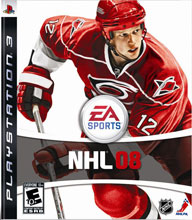 NHL 08 Box Shot