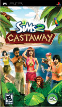 The Sims 2: Castaway Box Shot