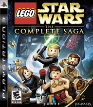 LEGO Star Wars: The Complete Saga Box Shot