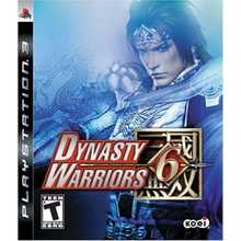 Dynasty Warriors 6 Box Shot