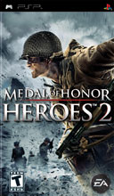 Medal of Honor: Heroes 2 Box Shot