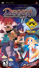 Disgaea: Afternoon of Darkness Box Shot