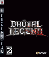 Brutal Legend Box Shot
