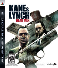 Kane & Lynch: Dead Men Box Shot