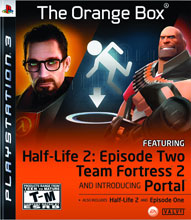 Half-Life 2: The Orange Box Box Shot