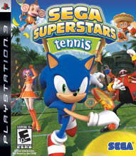 Sega Superstars Tennis Box Shot