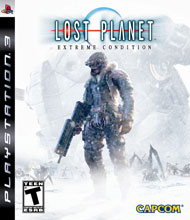 Lost Planet: Extreme Condition Box Shot