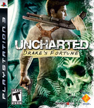 Uncharted: Drake's Fortune Box Shot