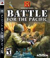 History Channel: Battle for the Pacific Box Shot