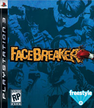 FaceBreaker Box Shot