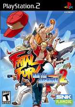 Fatal Fury: Battle Archives Vol. 2 Box Shot