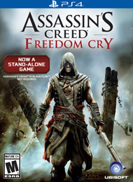 Assassin's Creed Freedom Cry Box Shot