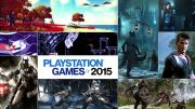 2015 PlayStation Games