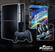 Fast and Furious PS3 Prize Pack