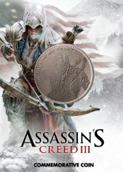 Assassin's Creed III Coin